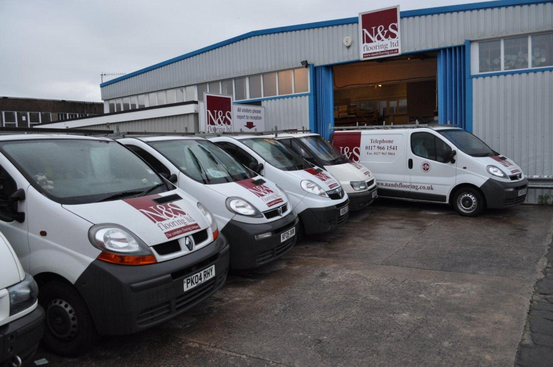 N&S Contract Flooring Deliveries Bristol
