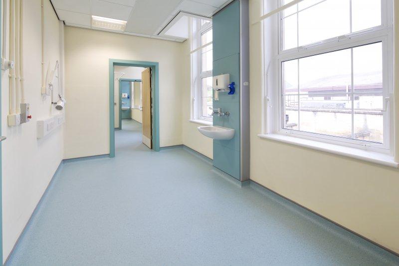 Tarkett Vinyl Flooring Bath RUH Hospital 3