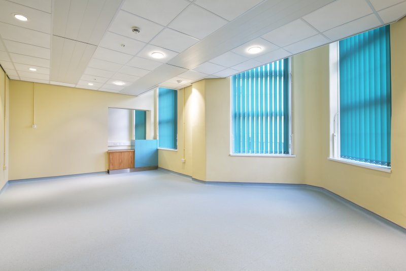 Tarkett Vinyl Flooring Bath RUH Hospital 2